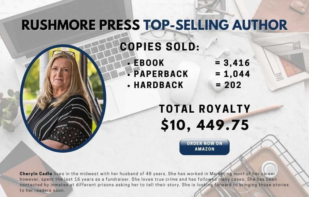 Rushmore Press Top Selling Author